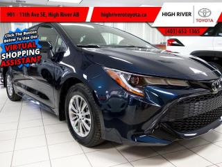 New 2021 Toyota Corolla Hatchback S  FWD for sale in High River, AB