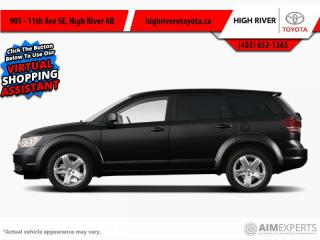 Used 2010 Dodge Journey R/T  - Leather Seats -  Heated Seats for sale in High River, AB