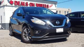 Used 2016 Nissan Murano SV for sale in Oakville, ON