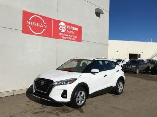 New 2021 Nissan Kicks S/PUSH START/BACK UP CAM/BLUETOOTH for sale in Edmonton, AB