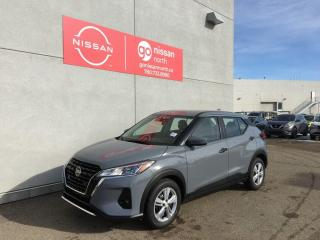 New 2021 Nissan Kicks S / DEMO CLEAR OUT for sale in Edmonton, AB