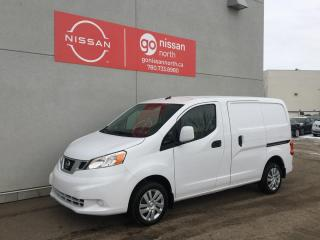 New 2021 Nissan NV200 Compact Cargo SV for sale in Edmonton, AB