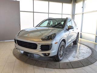 Used 2017 Porsche Cayenne for sale in Edmonton, AB
