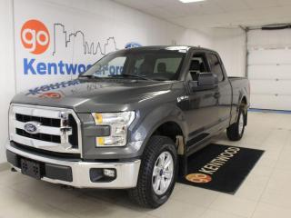 Used 2016 Ford F-150 XLT   4x4   5.0L V8   Rear camera   trailer Tow   One Owner   No Accidents for sale in Edmonton, AB