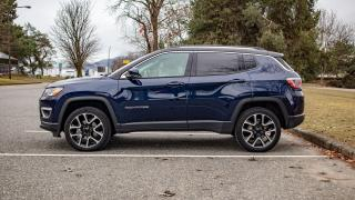 Used 2018 Jeep Compass LIMITED for sale in Vancouver, BC