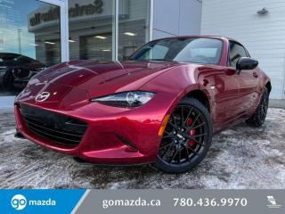 Used 2018 Mazda Miata MX-5 RF GT for sale in Edmonton, AB