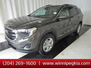 Used 2020 GMC Terrain SLE *Accident Free!* for sale in Winnipeg, MB