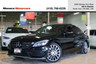 Used 2017 Mercedes-Benz C-Class C43 AMG - PANOROOF|NAVI|360CAMERA|BLINDSPOT for sale in North York, ON