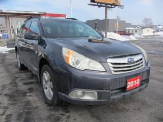 Used 2010 Subaru Outback Prem Pwr Moon for sale in Hamilton, ON