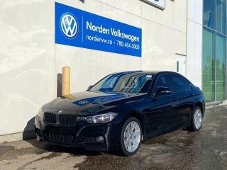 Used 2013 BMW 3 Series 328i xDrive - HTD LEATHER SEATS / SUNROOF / NAVI for sale in Edmonton, AB