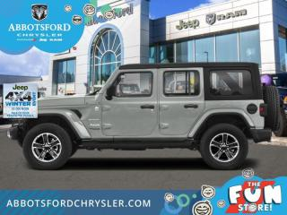 New 2021 Jeep Wrangler High Altitude Unlimited  - Leather Seats - $365 B/W for sale in Abbotsford, BC