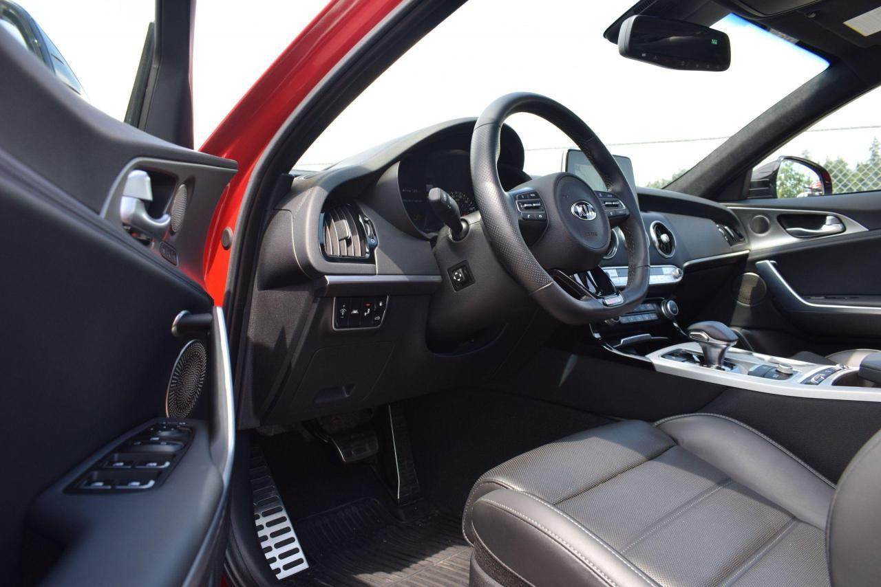 2018 Kia Stinger GTL