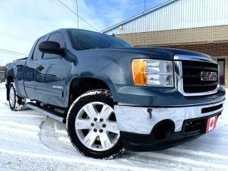 Used 2010 GMC Sierra 1500 SLE 4x4 Extended Cab for sale in Guelph, ON