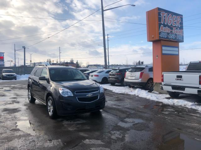 2015 Chevrolet Equinox LT**4 CYLINDER**ALL WHEEL DRIVE**CERTIFIED