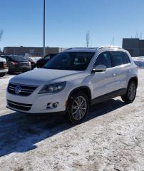 Used 2009 Volkswagen Tiguan COMFORTLINE  | $0 DOWN - EVERYONE APPROVED! for sale in Calgary, AB