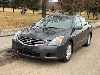 Used 2011 Nissan Altima 2.5 S for sale in Kelowna, BC