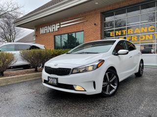 Used 2018 Kia Forte EX+ Sunroof R.Cam Apple&Android Auto Certified* for sale in Concord, ON