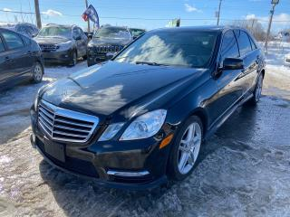 Used 2013 Mercedes-Benz E-Class E 350 for sale in Gloucester, ON