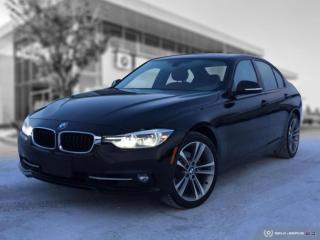 Used 2016 BMW 3 Series 328i xDrive Enhanced - Sport Line!! Red Interior! for sale in Winnipeg, MB