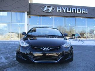 Used 2013 Hyundai Elantra L for sale in Ottawa, ON