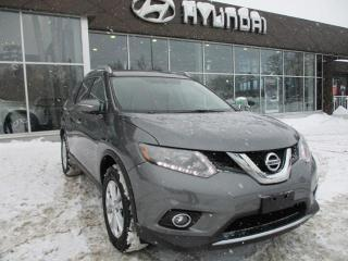 Used 2014 Nissan Rogue SV for sale in Ottawa, ON