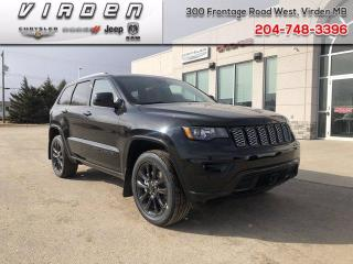 New 2021 Jeep Grand Cherokee Altitude for sale in Virden, MB