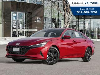 New 2021 Hyundai Elantra Preferred for sale in Winnipeg, MB