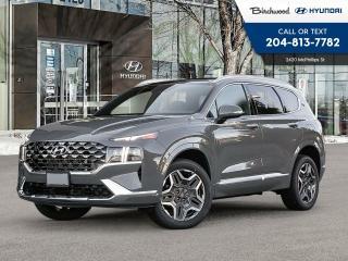 New 2021 Hyundai Santa Fe Ultimate Caligraphy for sale in Winnipeg, MB