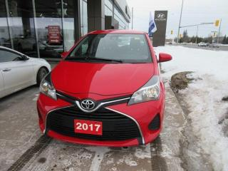 Used 2017 Toyota Yaris LE for sale in Nepean, ON