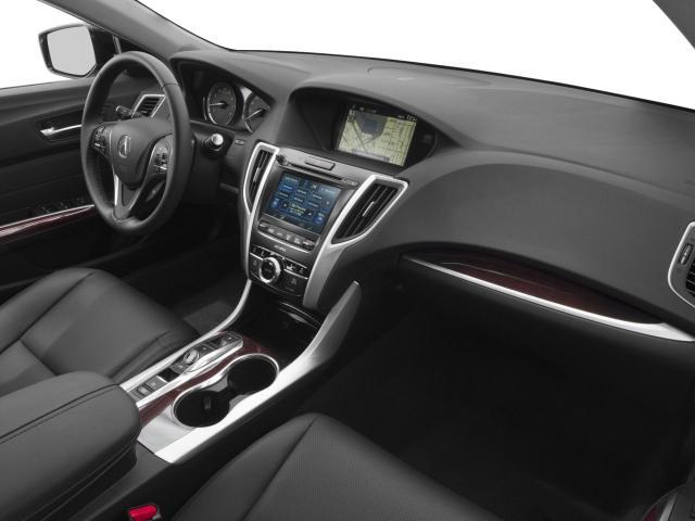 2017 Acura TLX V6 Tech