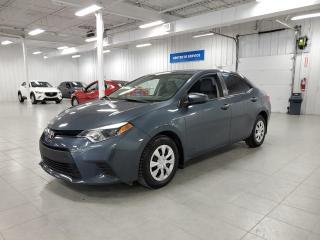 Used 2014 Toyota Corolla LE ECO for sale in Saint-Eustache, QC