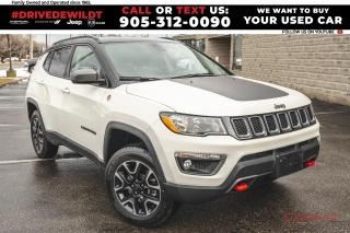 Used 2019 Jeep Compass TRAILHAWK | GOLD PLUS WARRANTY | NAV | for sale in Hamilton, ON