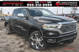 New 2021 RAM 1500 Limited Longhorn | Pano Roof | RamBox for sale in Hamilton, ON