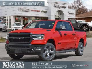 New 2021 RAM 1500 Built To Serve for sale in Niagara Falls, ON
