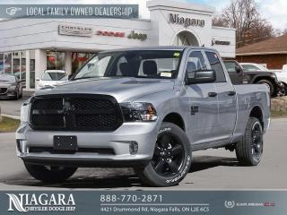 New 2021 RAM 1500 Classic NIGHT EDITION for sale in Niagara Falls, ON