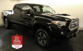 Used 2017 Toyota Tacoma 4WD TRD SPORT ***SALE PENDING*** for sale in Winnipeg, MB