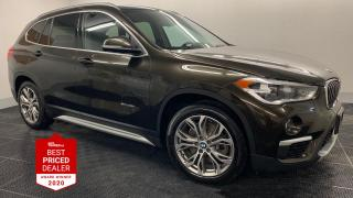 Used 2017 BMW X1 AWD xDrive28i *NAVIGATION - PANORAMIC ROOF* for sale in Winnipeg, MB