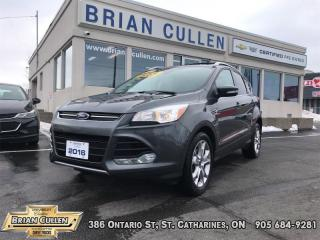 Used 2016 Ford Escape Titanium for sale in St Catharines, ON