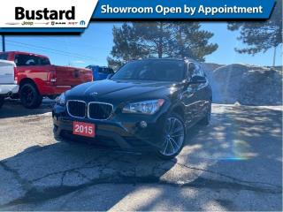 Used 2015 BMW X1 AWD 4dr xDrive28i | Pano Roof | Navi | Leather for sale in Waterloo, ON