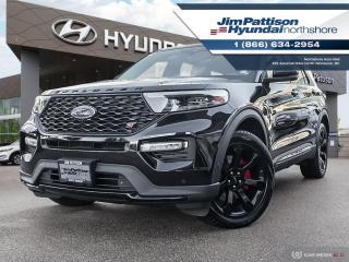 Used 2020 Ford Explorer ST for sale in North Vancouver, BC