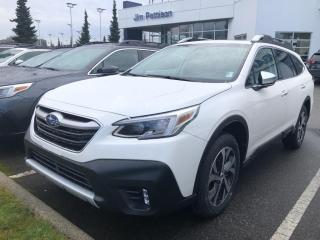 New 2021 Subaru Outback Premier XT for sale in North Vancouver, BC