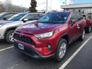 New 2021 Toyota RAV4 XLE for sale in North Vancouver, BC