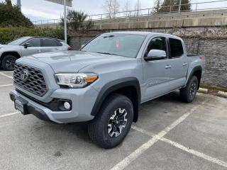 New 2021 Toyota Tacoma for sale in Surrey, BC