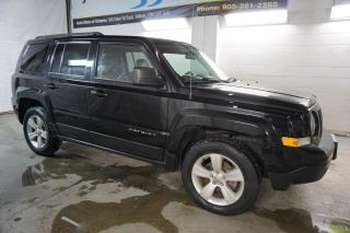 Used 2014 Jeep Patriot 4x4 NORTH CERTIFIED 2YR WARRANTY BLUETOOTH CRUISE ALLOYS AUX FOG LIGHTS for sale in Milton, ON
