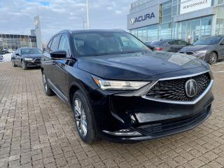 New 2022 Acura MDX Platinum Elite for sale in Maple, ON
