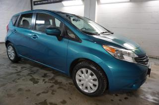 Used 2016 Nissan Versa Note SV CAMERA CERTIFIED 2YR WARRANTY *FREE ACCIDENT*BLUETOOTH CRUISE AUX POWER OPTIONS for sale in Milton, ON