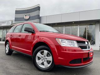 Used 2016 Dodge Journey CVP/SE Plus 2.4L 5PASSANGER 67KM for sale in Langley, BC