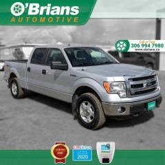 Used 2014 Ford F-150 XLT w/4x4, Cruise Control, Air Conditioning for sale in Saskatoon, SK
