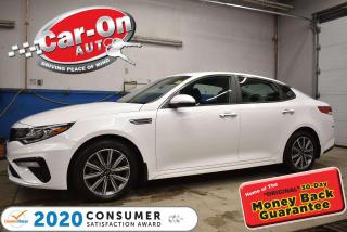 Used 2019 Kia Optima LX PLUS | BLIND SPOT DETECTION | PUSH BUTTON START for sale in Ottawa, ON