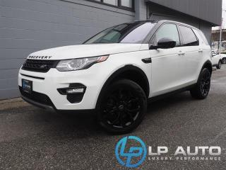 Used 2017 Land Rover Discovery Sport HSE for sale in Richmond, BC